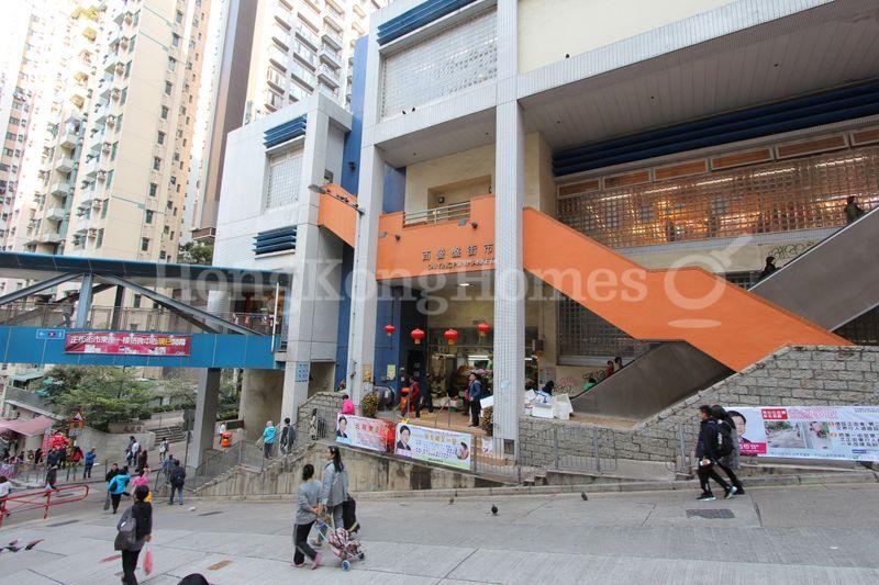Sai Ying Pun Market